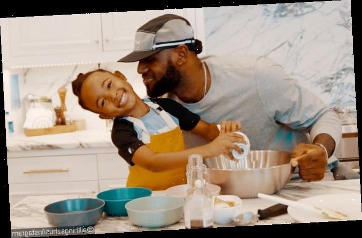 LeBron James' Daughter Zhuri Receives Mini Mansion as Early Birthday Gift