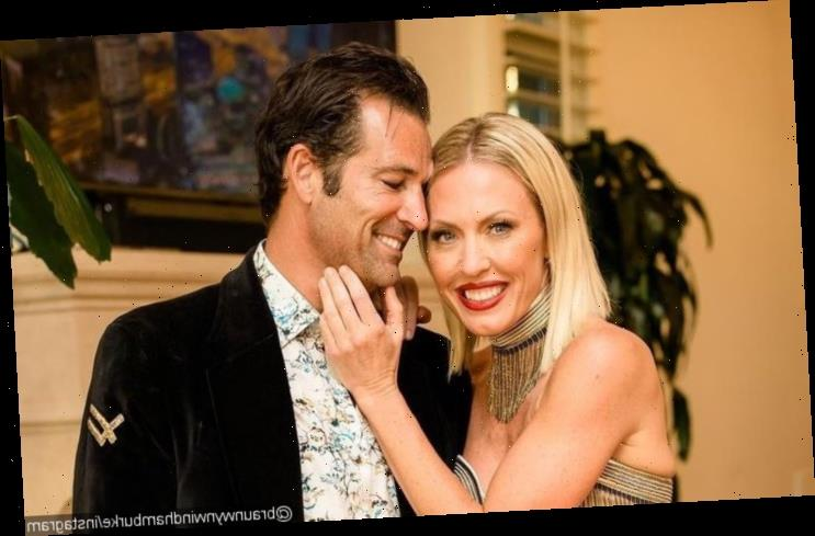'RHOC' Star Braunwyn Windham-Burke Stresses She's the Gay One, and Not Her Husband
