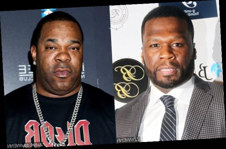 50 Cent Trolls Busta Rhymes for His Impressive Body Makeover