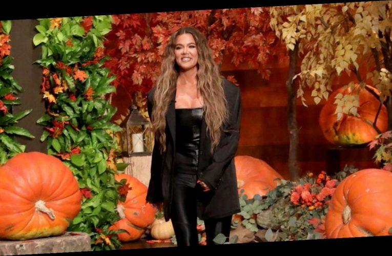 Khloe Kardashian Reacts to Critics of Kim's Birthday Trip, Talks COVID