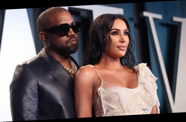 Kim Kardashian on Taking Care of Kanye West During COVID-19 Battle