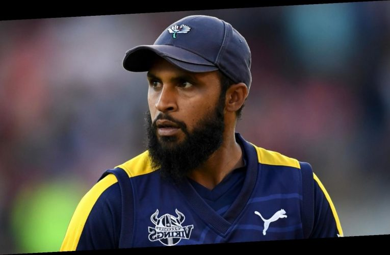 England spinner Adil Rashid signs new white-ball deal at Yorkshire for 2021 season