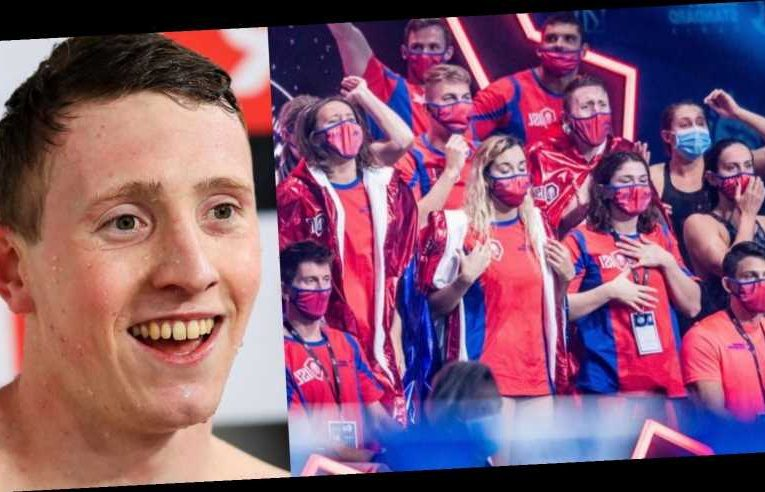 GB swimmer Max Litchfield returns to ISL as Budapest hosts in Covid secure bubble