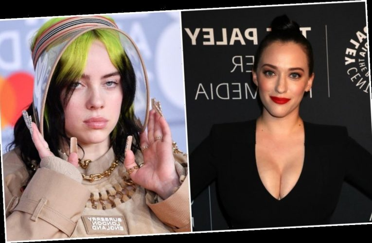 Kat Dennings' Quotes About Defending Billie Eilish From Body-Shamers Are On Point