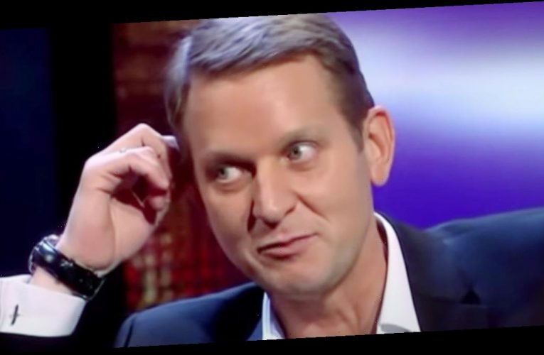 Jeremy Kyle told Steve Dymond he 'would not trust him with a chocolate button'