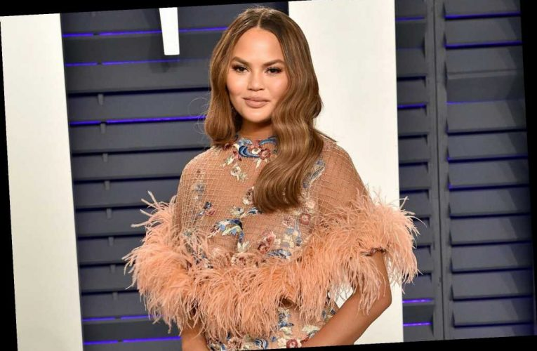 Chrissy Teigen unveils sweet 'Jack' tattoo after pregnancy loss