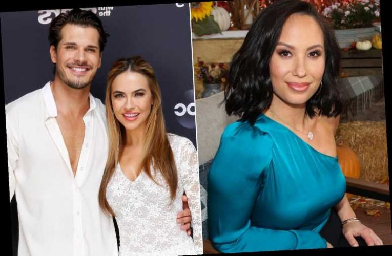 Cheryl Burke addresses Gleb Savchenko and Chrishell Stause rumors