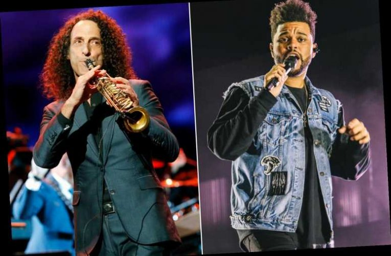 The Weeknd, Kenny G to join forces at the 2020 American Music Awards