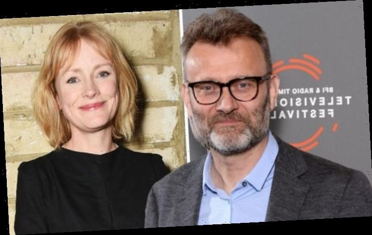 Hugh Dennis wife: Are Hugh Dennis and Claire Skinner married?