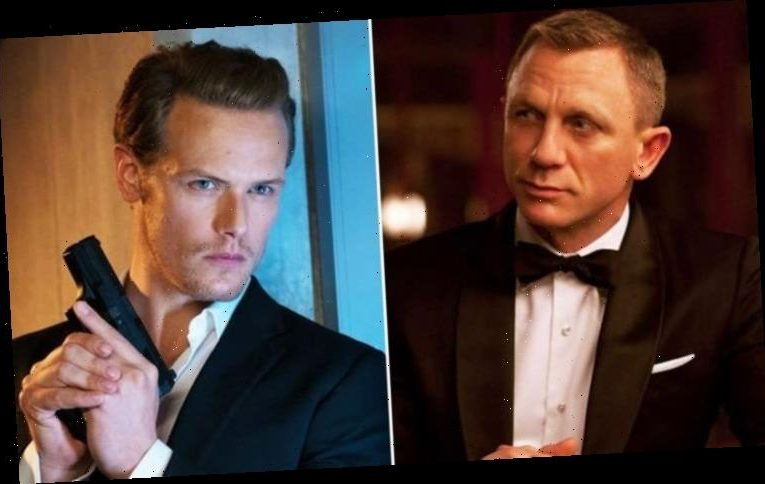 Next James Bond favourite Sam Heughan on replacing Daniel Craig as 007 'It would be a YES'