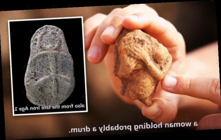 Archaeology news: Treasures exposed in 3,000-year fortress from time of Bible's King David