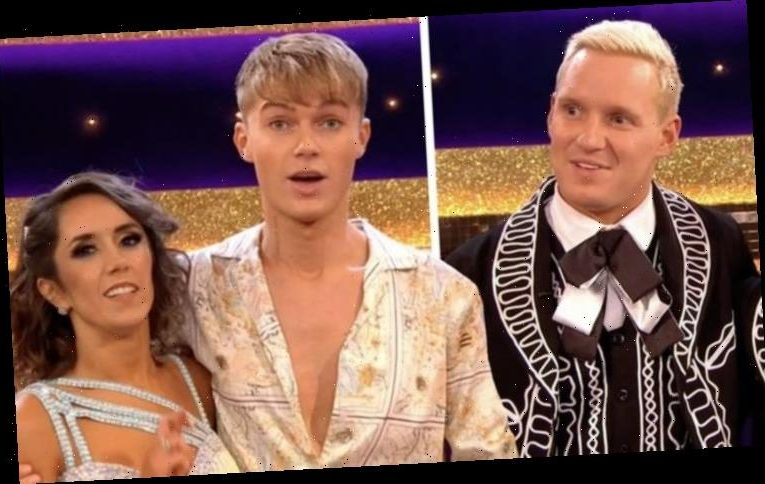 HRVY and Jamie Laing to go head to head in Strictly dance-off as new evidence emerges