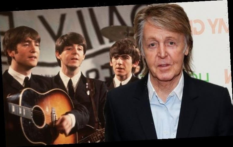 Paul McCartney: The Beatles star uses teleprompter to help remember songs 'On autopilot'