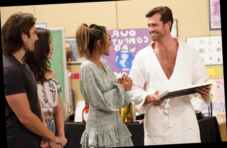 'The Bachelorette' Season 16, Episode 6: What it Was Like Judge the Grown Man Contest, from Ashley I. Herself