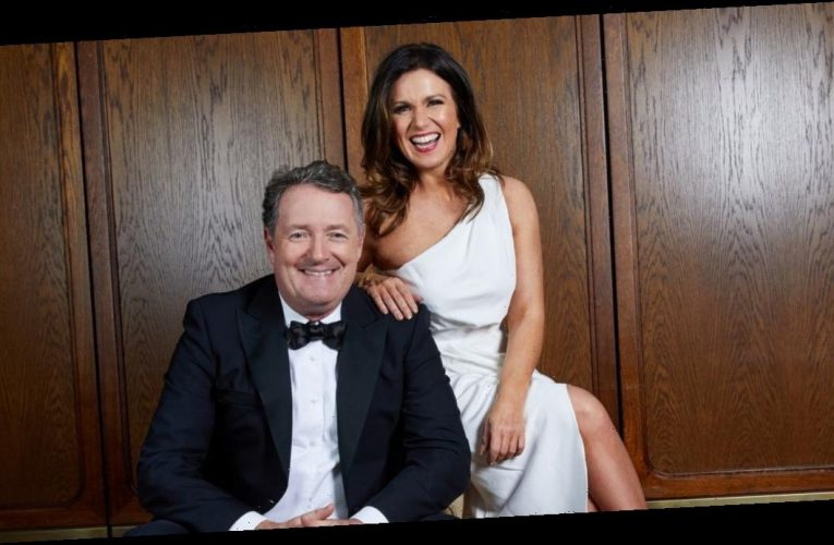 Inside Piers Morgan and Susanna Reid's incredible 5 year on-screen relationship in their first shoot together