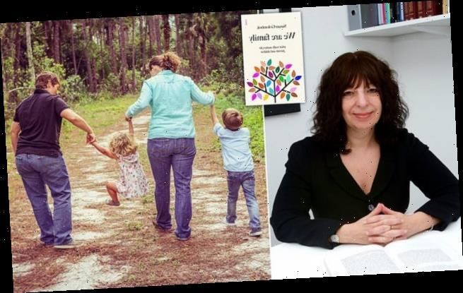 Author claims family composition barely impacts child's development