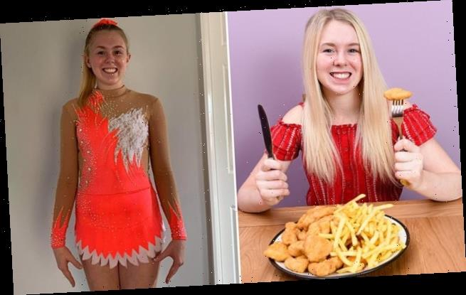 Sports coach, 19, only ate chicken nuggets and chips for 15 years