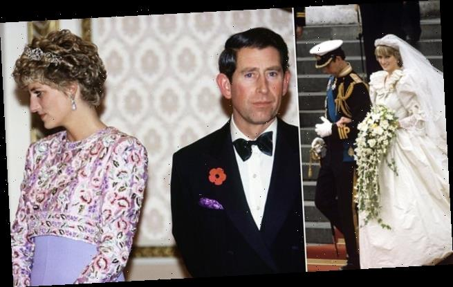 Prince Charles told Diana 'he didn't love her night before WEDDING'
