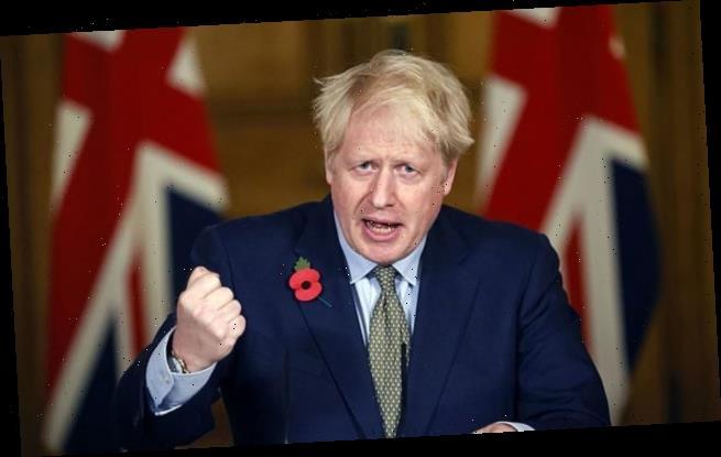 Is Boris heading for a Brexit collision course with Joe Biden?