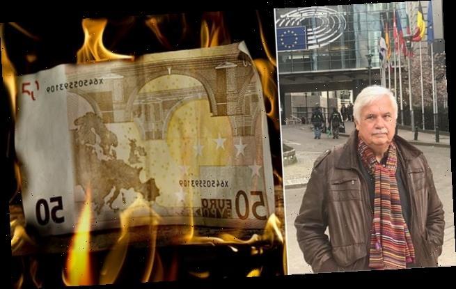 ROBERT HARDMAN's account of whistleblower who exposed EU corruption