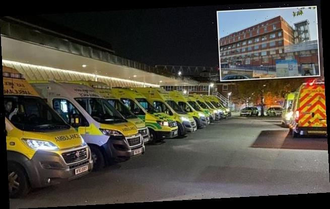 Patients 'forced to wait in the back of ambulance for five hours'