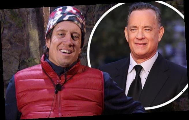 I'm A Celeb's Vernon Kay gushes about meeting Tom Hanks