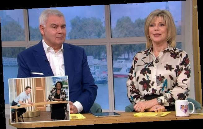Ruth Langsford & Eamonn Holmes make thinly-veiled dig on This Morning