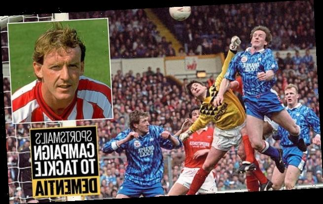 How heading caused Saints star Kevin Moore to die from dementia at 55