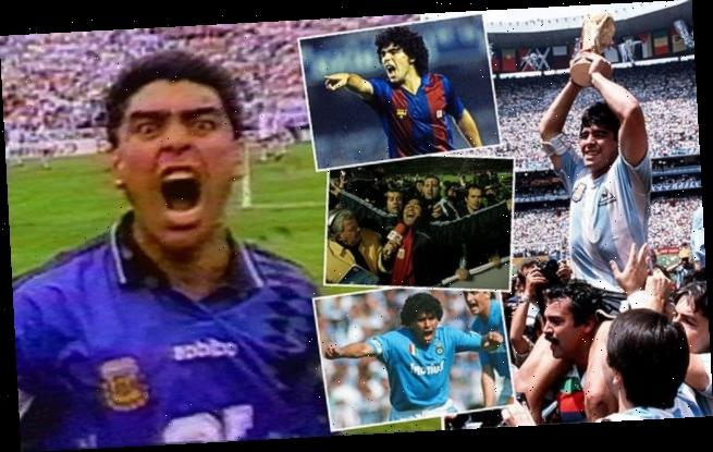 MARTIN SAMUEL: Diego Maradona's genius will outlive his notoriety