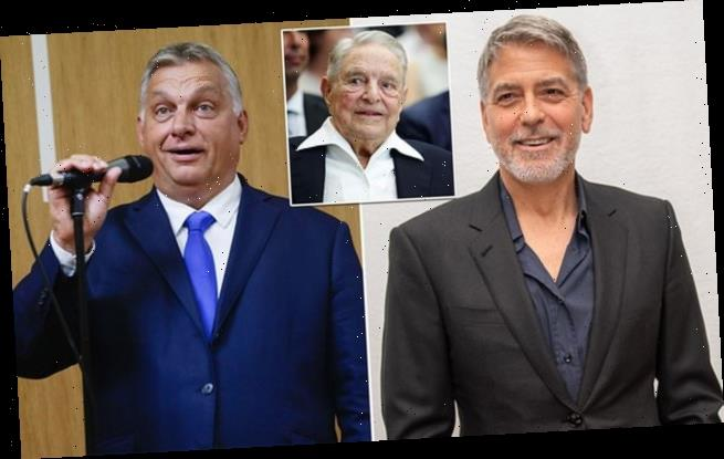 Hungarian pro-state press slam George Clooney for criticising Orban