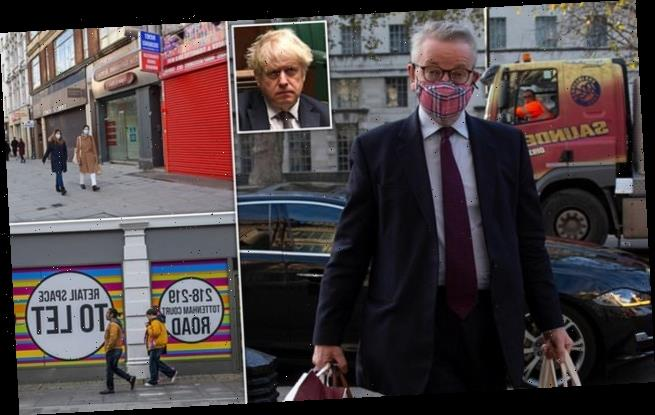 Mr Gove told 500,000 jobs at risk if he got his wish to close London