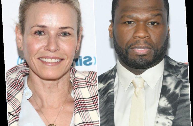 50 Cent Addresses Chelsea Handler's Comments About a Possible Reconciliation