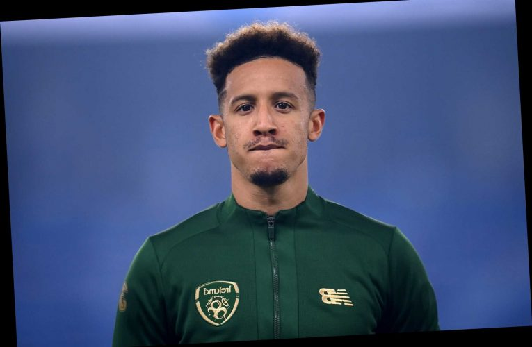 West Brom star Callum Robinson ruled out of Republic of Ireland squad against England after positive coronavirus test