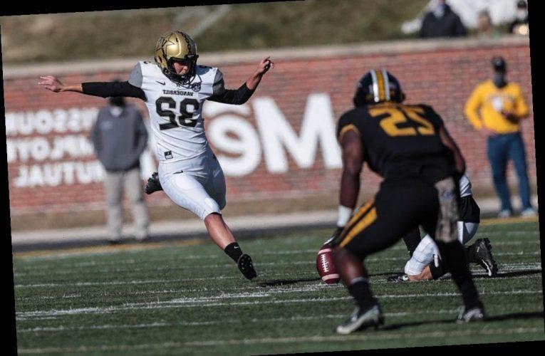 Vanderbilt's Sarah Fuller Makes College Football History