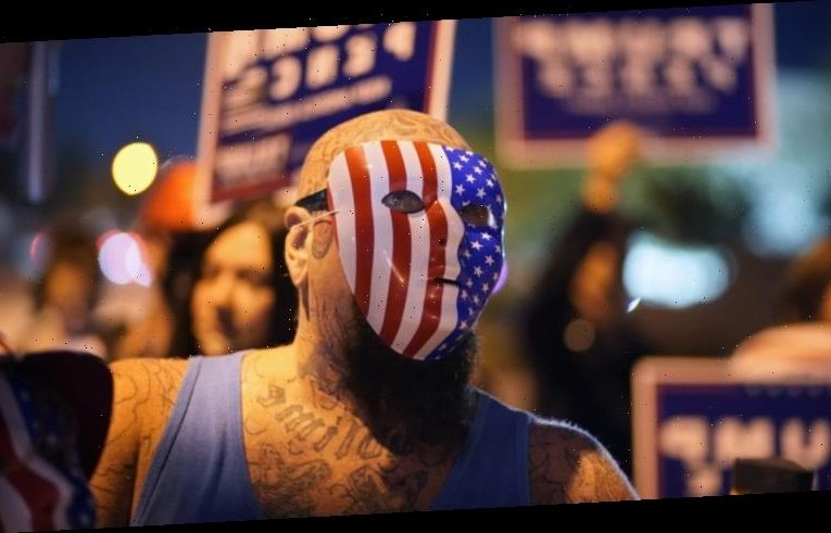 Pro-Trump Facebook group protesting vote count adding 1000 members every 10 seconds