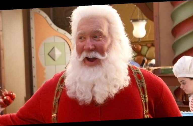 12 Celebs Who Have Played Santa On The Big Screen