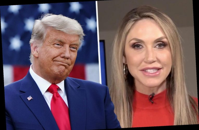 Lara Trump says they will do 'anything necessary' so Donald wins and team is 'open' to states overriding electoral votes