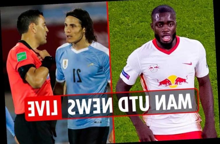 12pm Man Utd transfer news LIVE: Hulk future LATEST, Upamecano deal UPDATE, Cavani sent off for Uruguay vs Brazil – The Sun