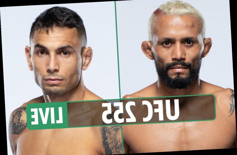 UFC 255 – Figueiredo vs Perez LIVE RESULTS: UK start time, stream free, TV channel, prelims, full card from Vegas – The Sun