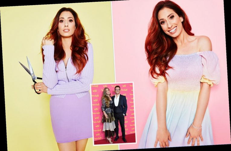 Stacey Solomon reveals she had the 'worst rows in lockdown' with Joe Swash – but he's her 'best friend'