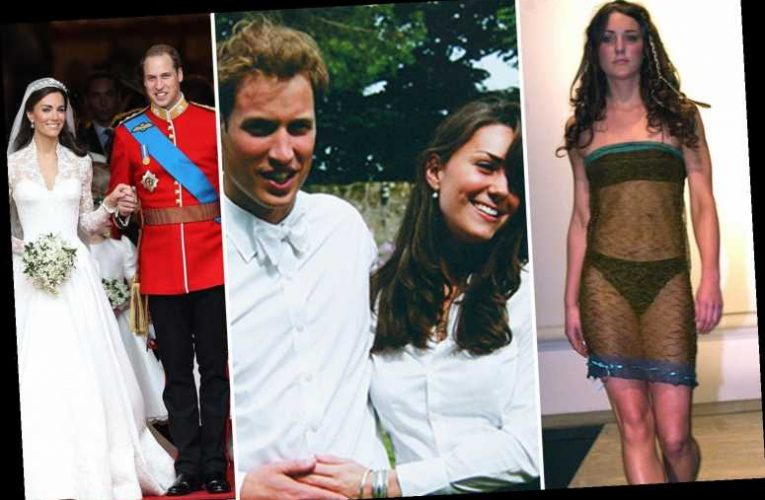 Prince William fell for Kate Middleton because of her 'naughty humour' & the famous see-through dress sealed the deal