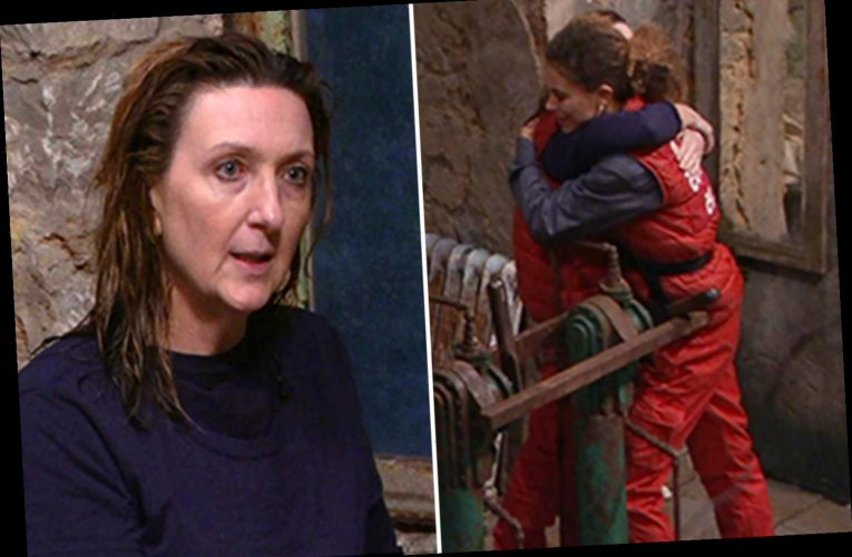 I'm A Celebrity's Victoria Derbyshire praised for bravely revealing moment she thought she would die from breast cancer