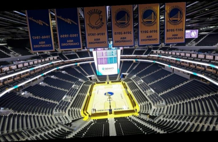 Golden State Warriors Hope To Have 50 Percent Capacity For 2020-21 Home Games