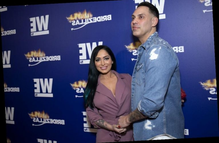 'Jersey Shore' Fans Think Chris Larangeira and Angelina Pivarnick Are Getting Divorced