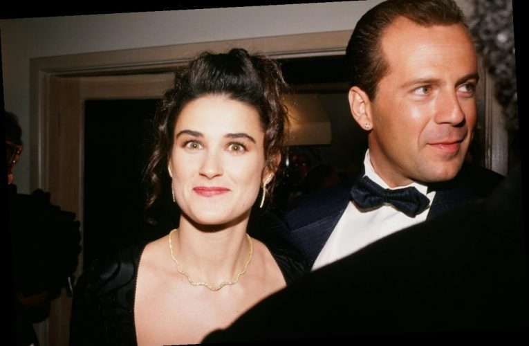 The Moment Bruce Willis Knew He No Longer Wanted To Be Married To Demi Moore