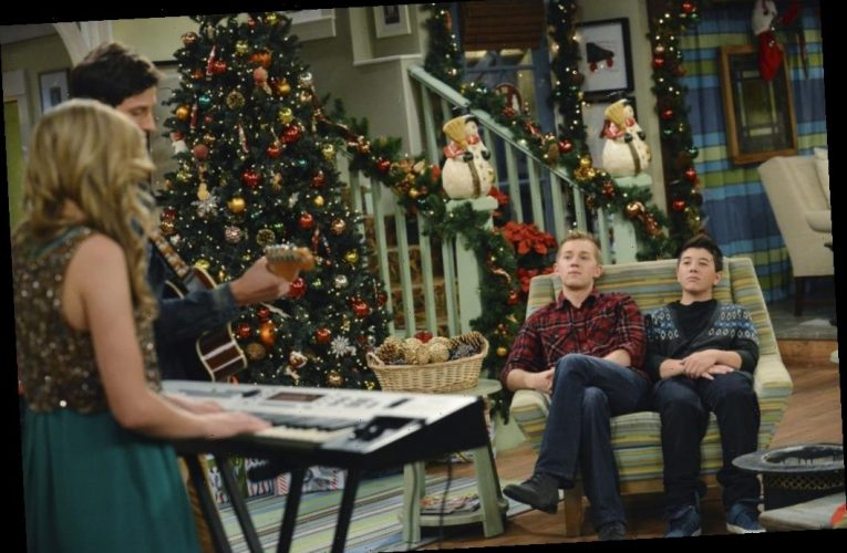 Teddy and Spencer's Christmas Song from 'Good Luck Charlie' Is Still a Bop