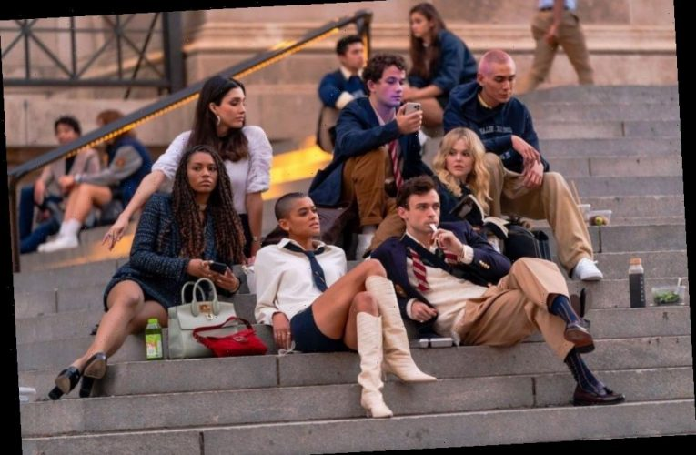 'Gossip Girl': Behind-the-Scenes Photos Show a New Class at Constance