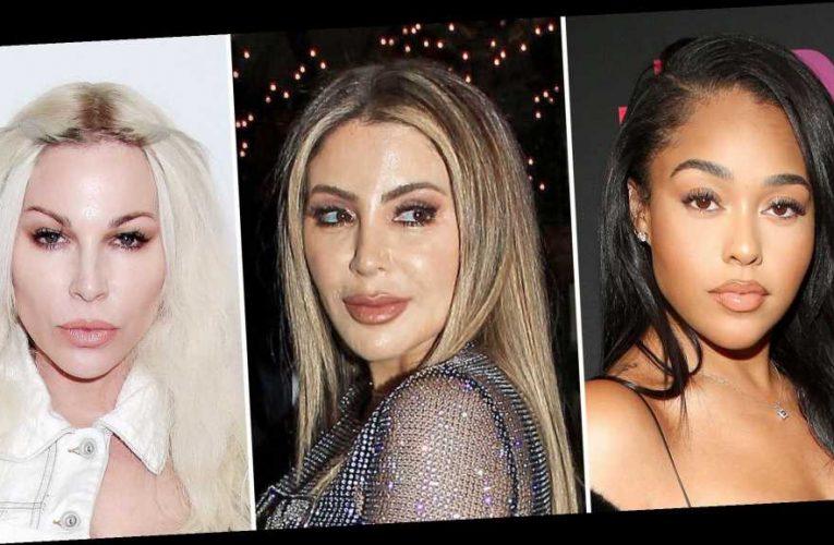 Jordyn! Larsa! Joyce! Kardashian-Jenner Family's Biggest Feuds With Friends