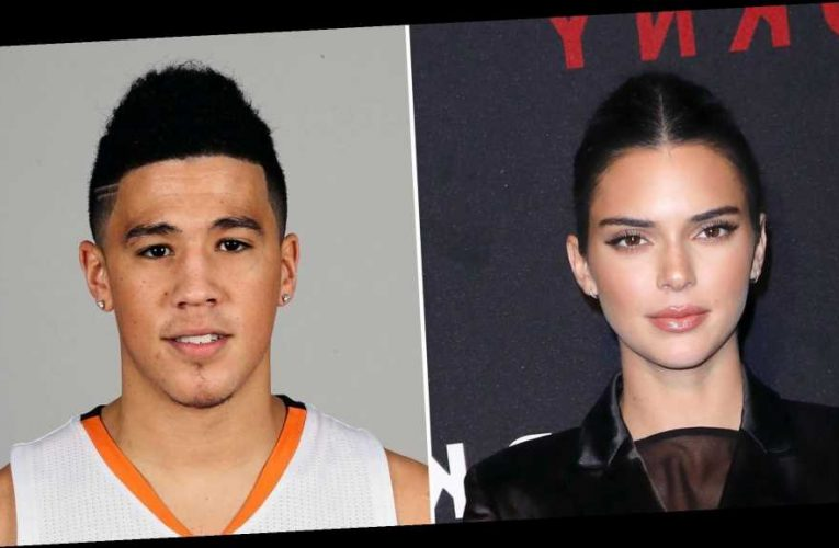 Heating Up! Kendall Jenner Posts Birthday Party Pic With Devin Booker