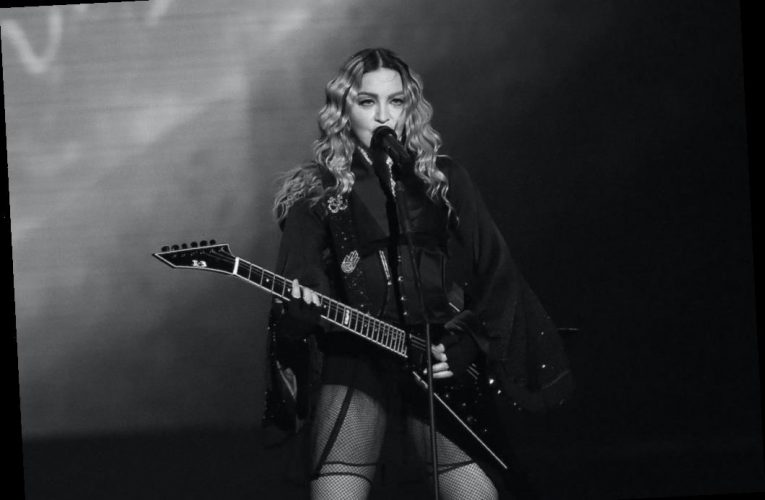 Here's How Madonna Was Inspired to Write Her Hit Song 'Vogue'